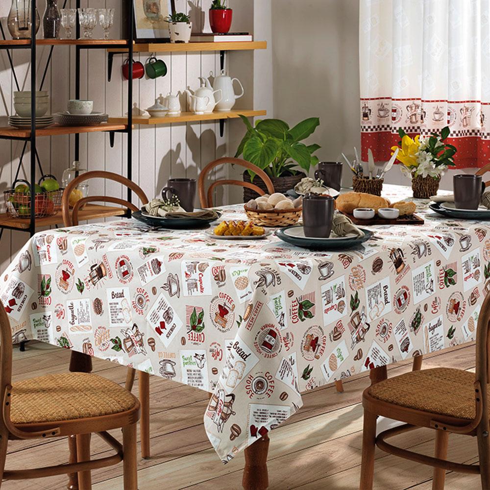 toalha de mesa dohler Emma quadrada