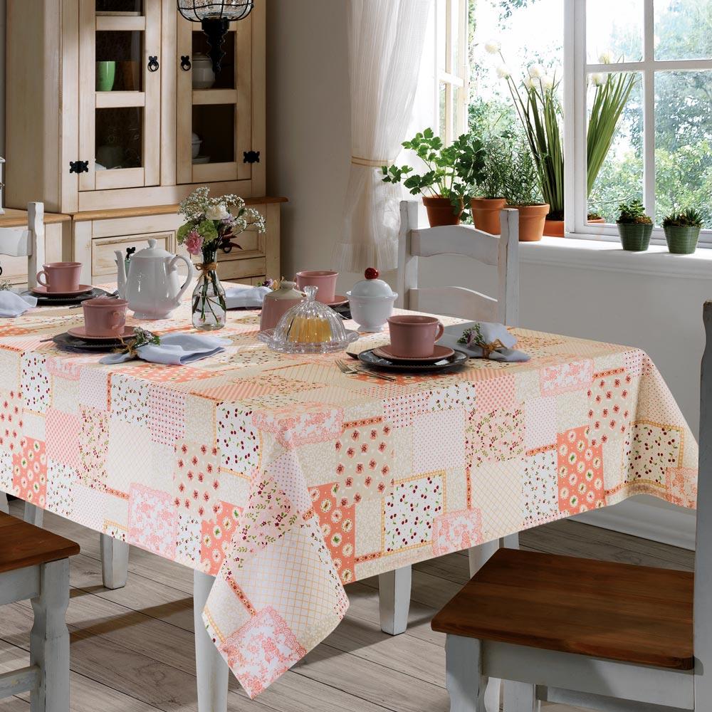 toalha de mesa dohler iasmimquadrada