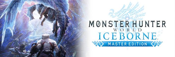 Monster Hunter World Iceborne Master Edition - Xbox One