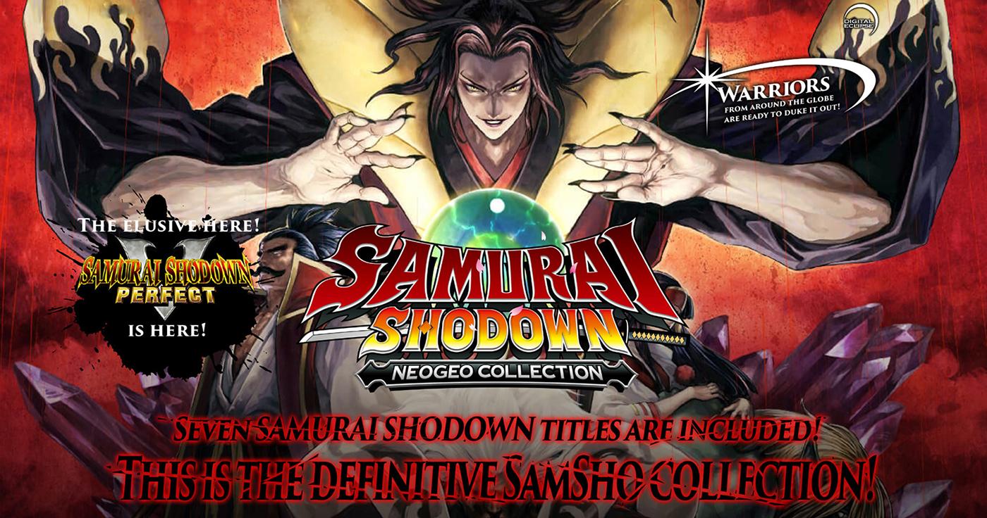 Samurai Shodown NEOGEO Collection - PS4