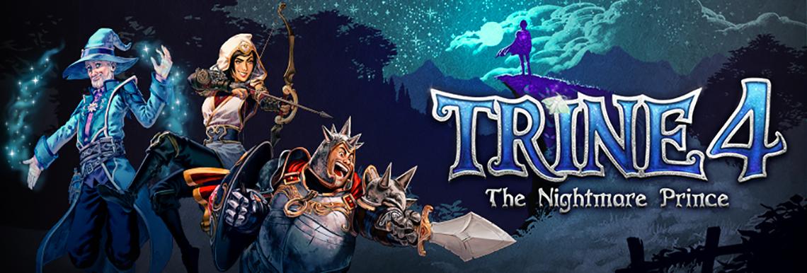 Trine 4 The Nightmare Prince - Xbox One
