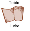 tecido utilizado na roupa de cama