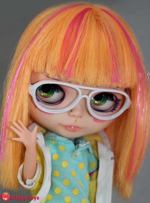 1abc470be1429 Óculos para Pullip, Taeyang ou Blythe - Ichigo-Toys