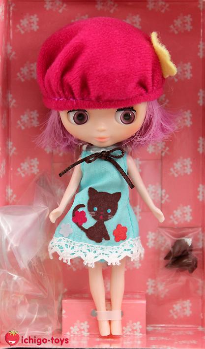 Petite Blythe Miss Sally Rice - Ichigo-Toys