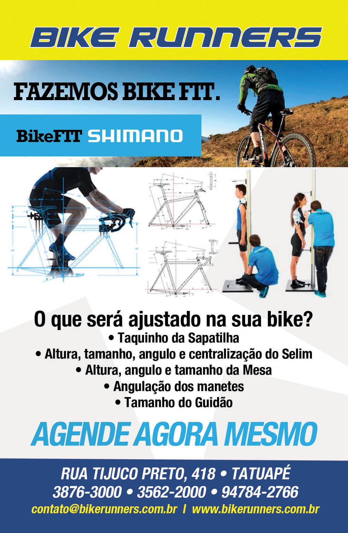 Bike Fit em São Paulo pelo melhor Preço