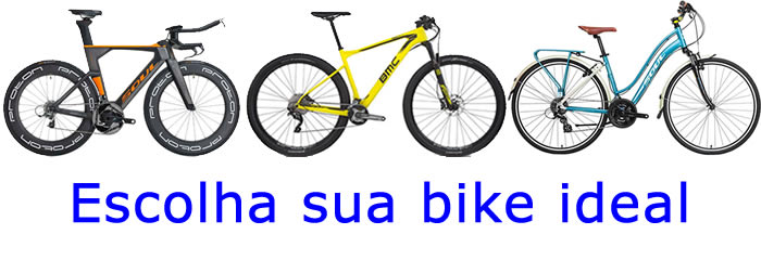 Bicicleta Ideal com Bike Fit