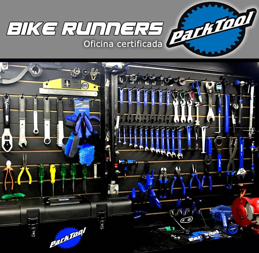 Oficina certificada Park Tool - Centro de Serviços de Bicicleta