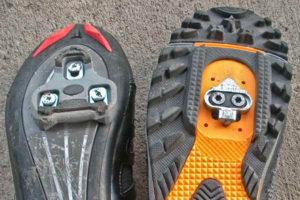 sola da sapatilhad e pedal