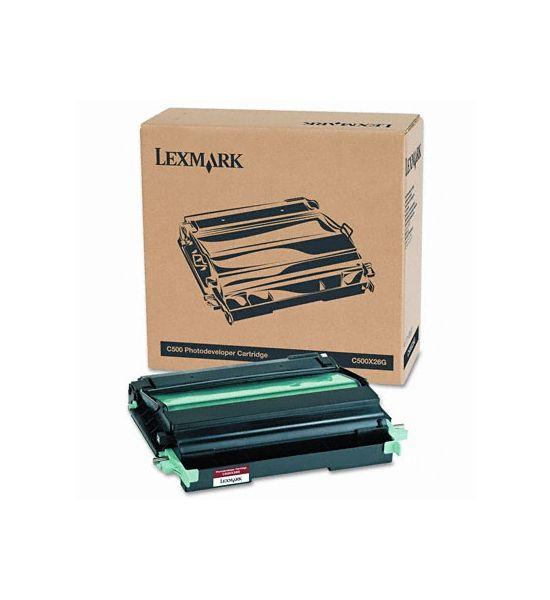 Cilindro Fotocondutor Lexmark Original C500X26G Lexmark C500N/ X500N/ X502N