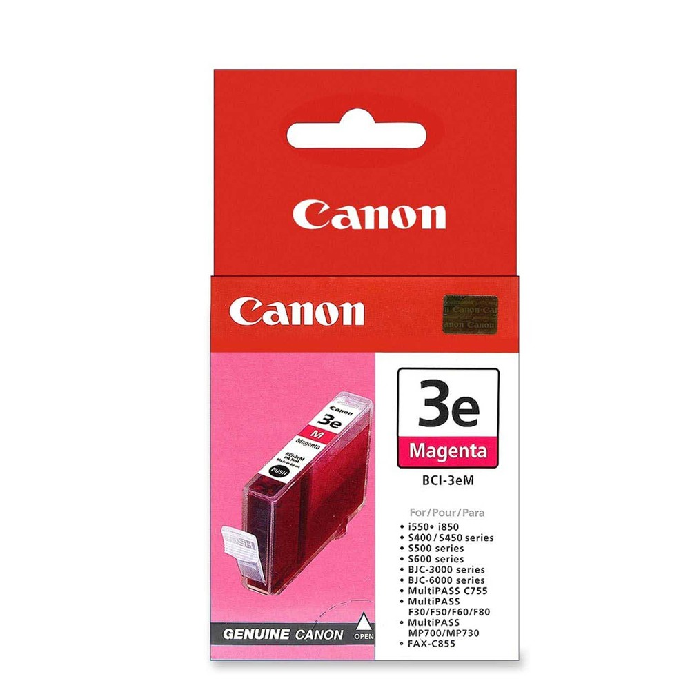 Cartucho Canon Original BCI-3e Magenta