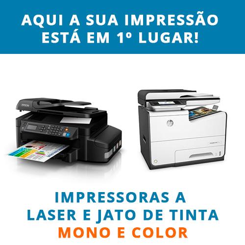 Impressoras e Multifuncionais Casa Print