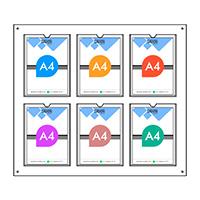 acrilico A4 quadro