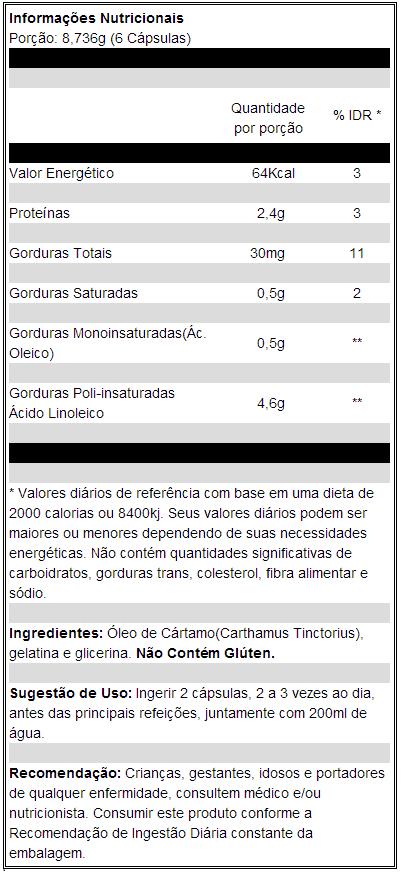 e4cc81627 Onde Comprar Óleo de Cártamo 1000mg Tiaraju com menor preço