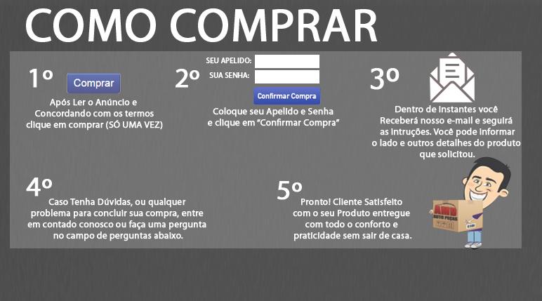 Spoiler Dianteiro Gol Voyage Parati Saveiro 80 86 Cinza 052b em São Paulo