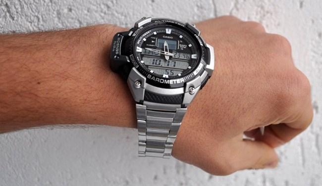 35b436ebfa1 Relógio Casio OutGear SGW-400HD com Barômetro e Altímetro - MGPesca