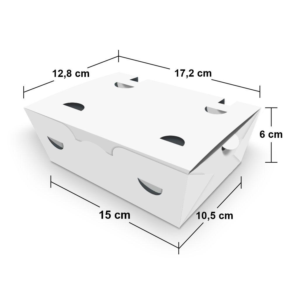 Tamanho do Box Pequeno