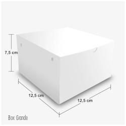 Dimensões da Embalagem Box de Hambúrguer Grande