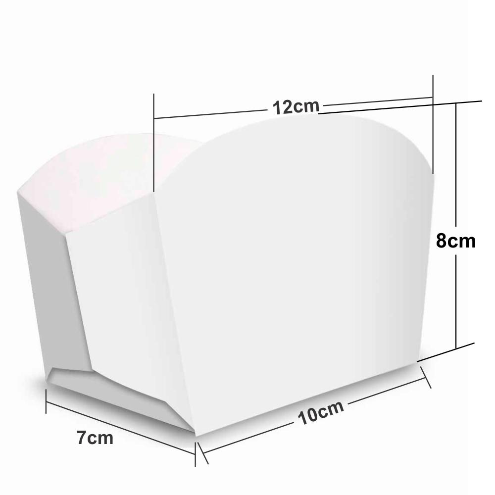 Dimensões da Embalagem para Porções