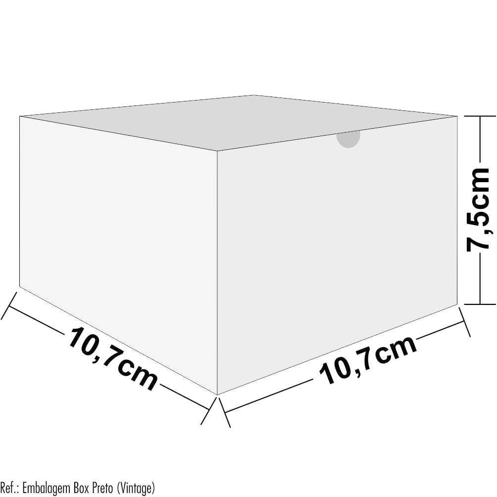 Dimensões da Embalagem Box de Hambúrguer Pequena