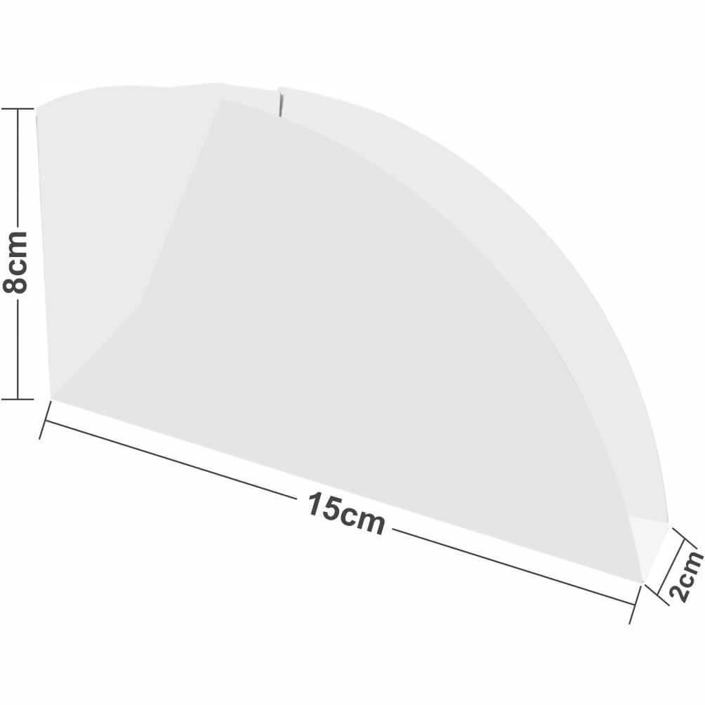 Dimensões Embalagem para Tapioca