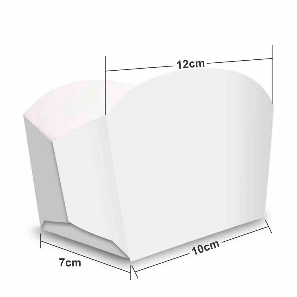 Dimensões Embalagem para Porções