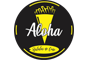 logo Aloha batata no cone