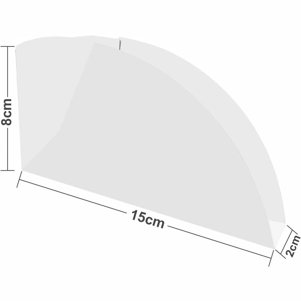 Dimensões da Embalagem de Pastel