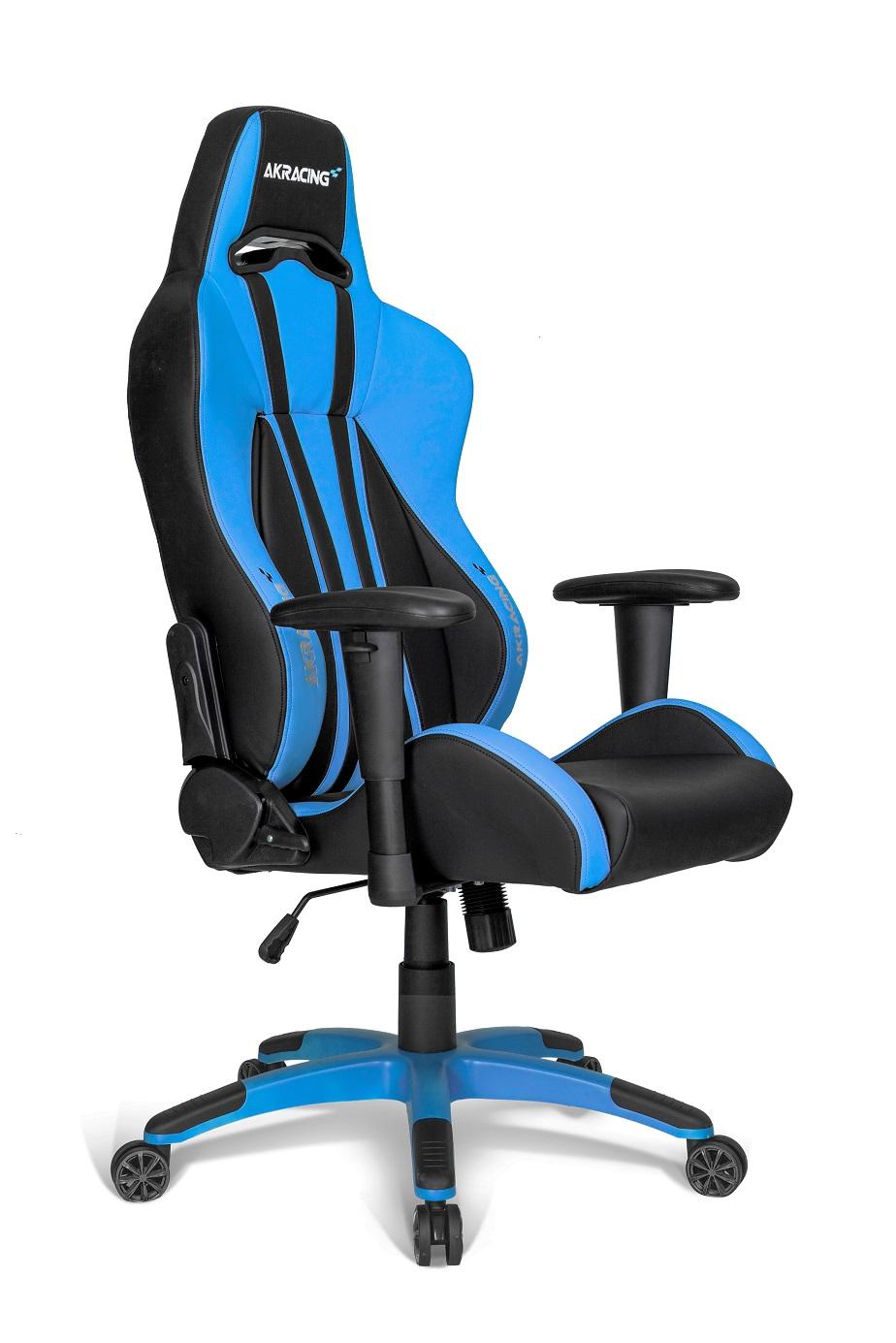 Cadeira Akracing Premium V2 Black Blue 10216 0 Akracing