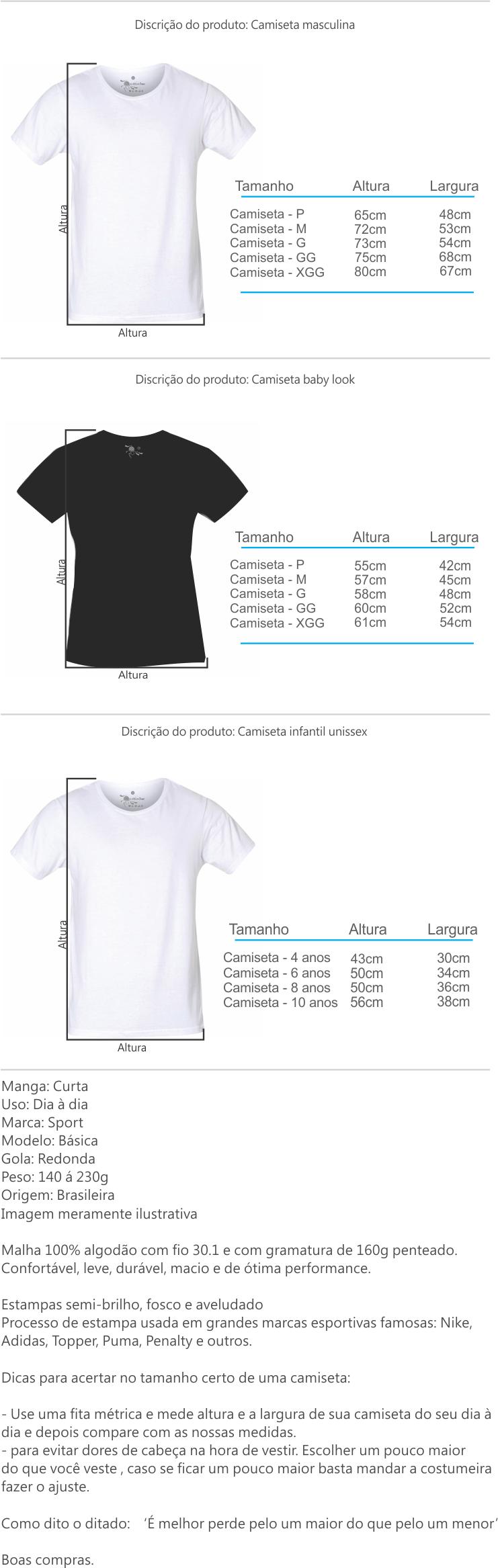 a72c50c113 Camiseta infantil feminina time  Vasco da gama cores opcionais - O ...