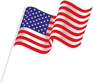 Bandiera dos Estados Unidos da América