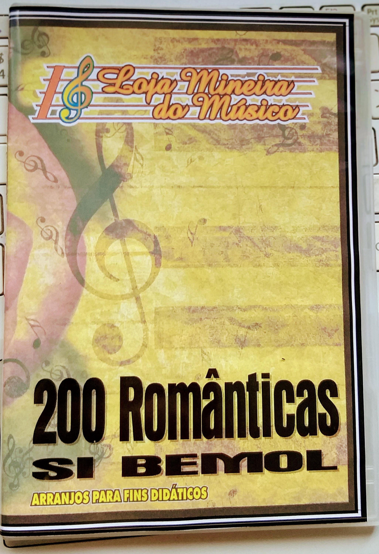 duzentas partituras romanticas em si bemol
