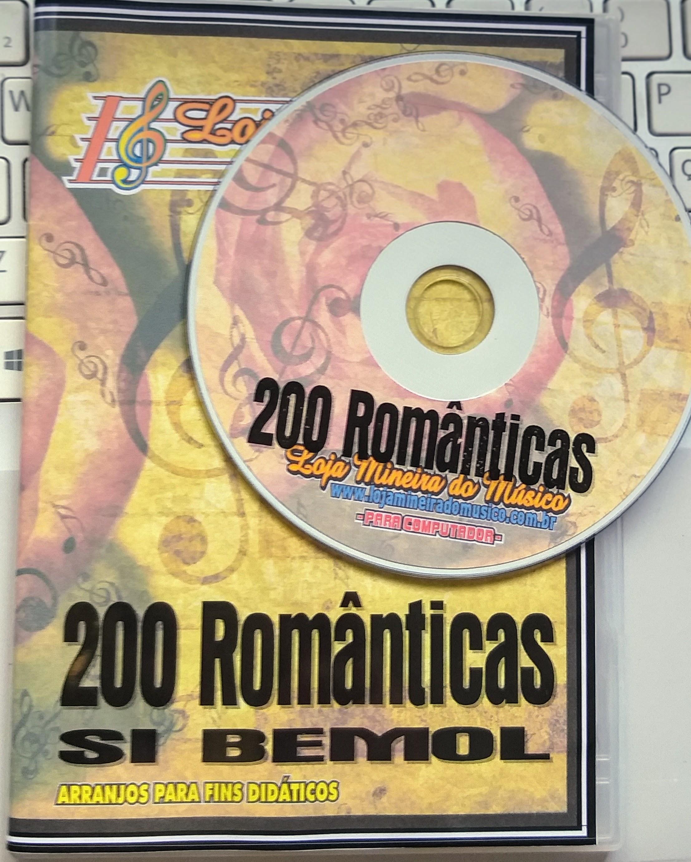 duzentas musicas romanticas