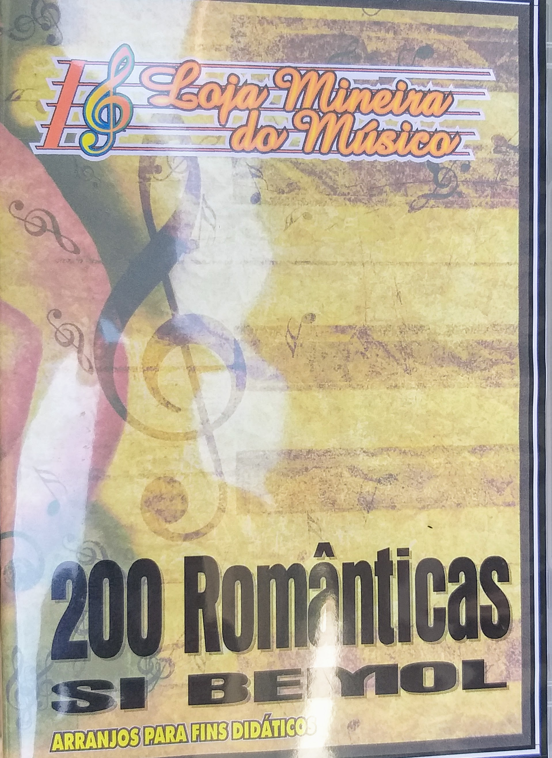 partituras de musicas romanticas em pdf