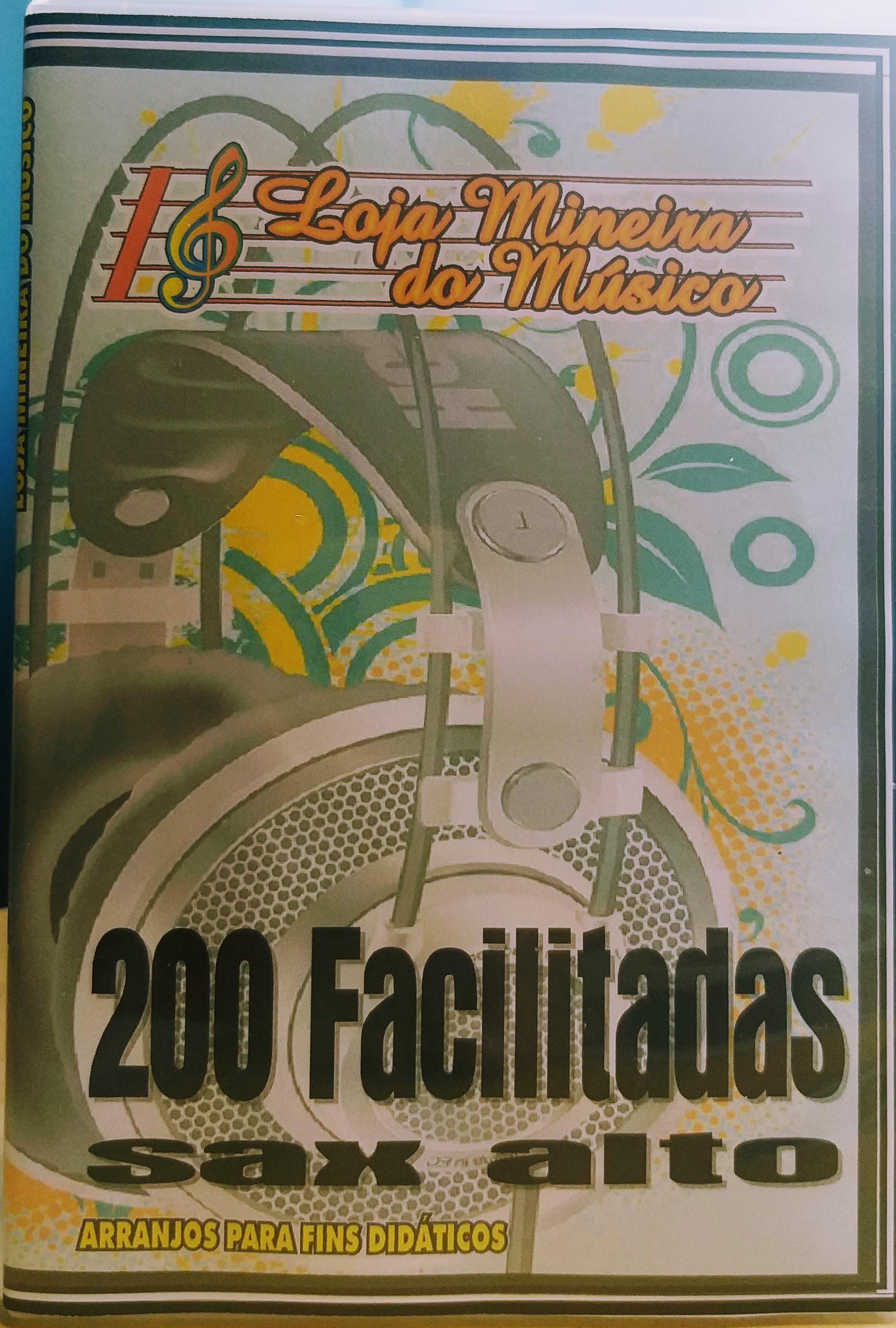 200 partituras sax alto iniciante em pdf