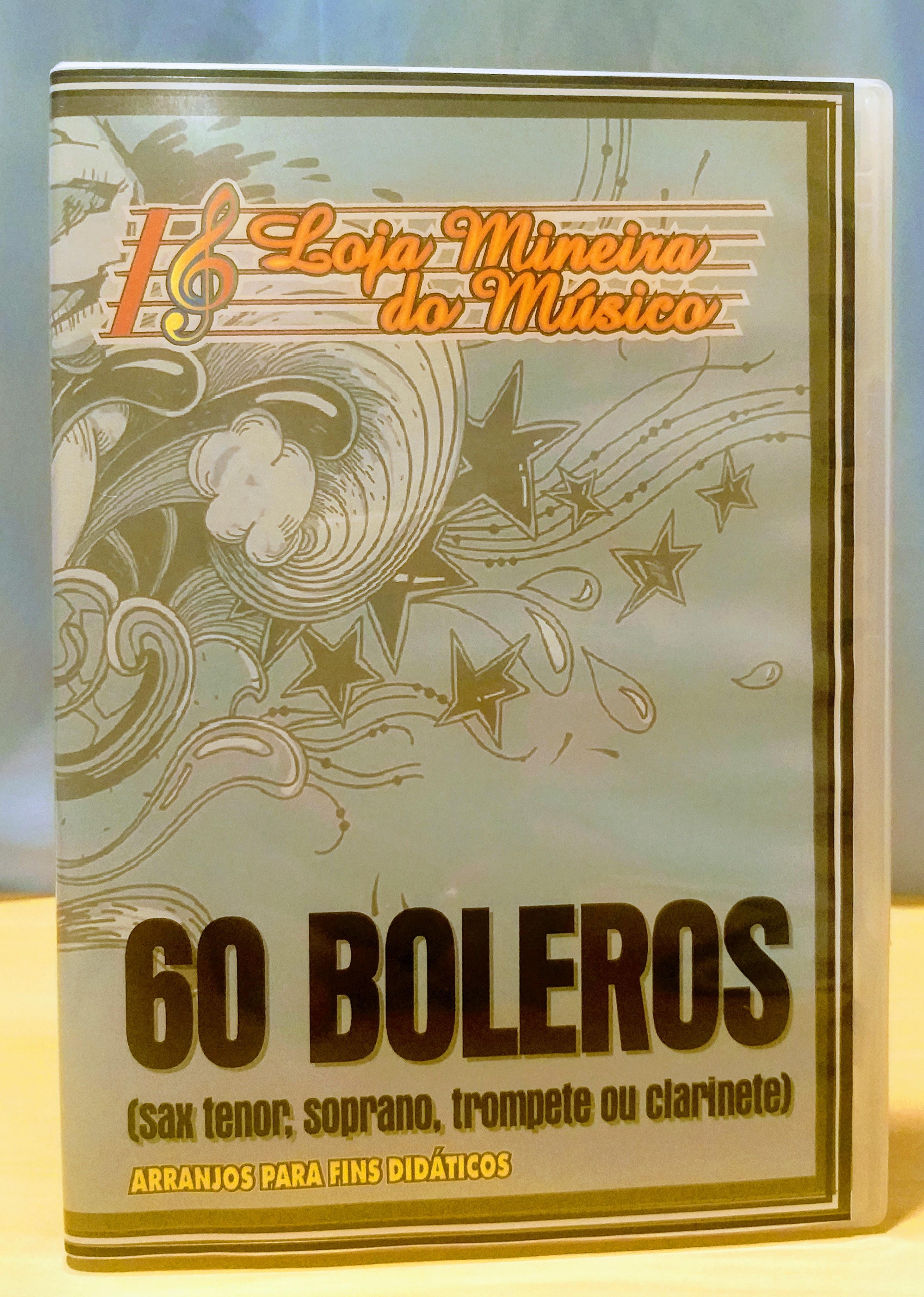 SAX SOPRANO Partituras de Boleros e Playbacks de 60 Boleros Sax Bb | Especial Partituras de Boleros para Sax Tenor em PDF com Áudios Acompanhamentos em MP3 | Boleros Sambinhas Marcha Fox Guarânea Balada