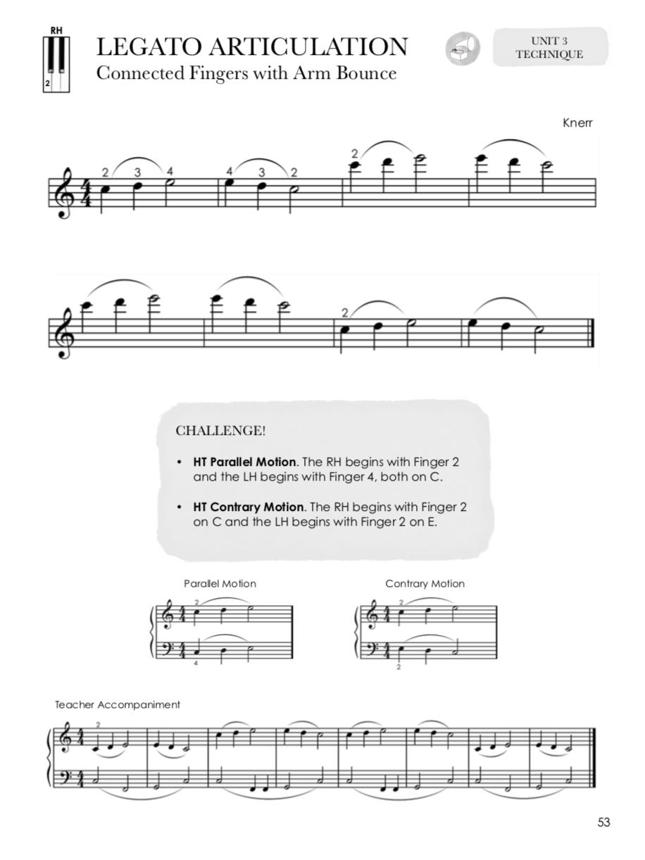 ARTICULAÇÃO LEGATO PIANO REPERTOIRE & TECHNIQUE FOR THE OLDER STUDENT BOOK 1 LOJA MINEIRA DO MUSICO