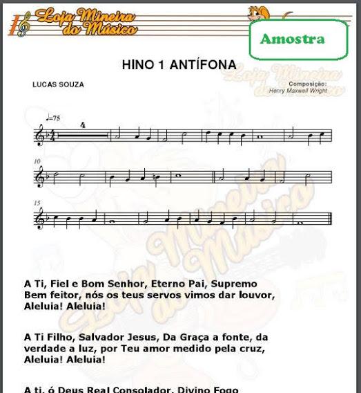 cantor cristão batista download Loja Mineira do Musico