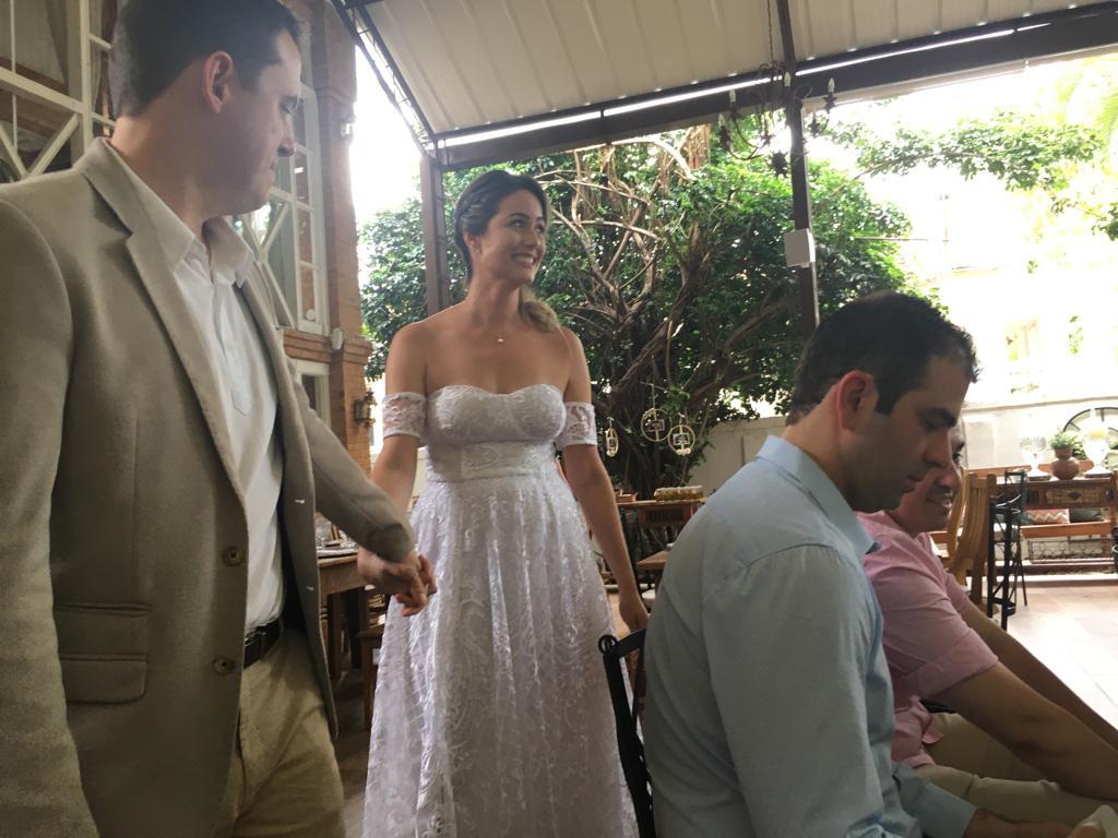 Luciane Borges Juiz de Fora Pianista Casamento - Karine e Eduardo Campos dos Goytacases RJ
