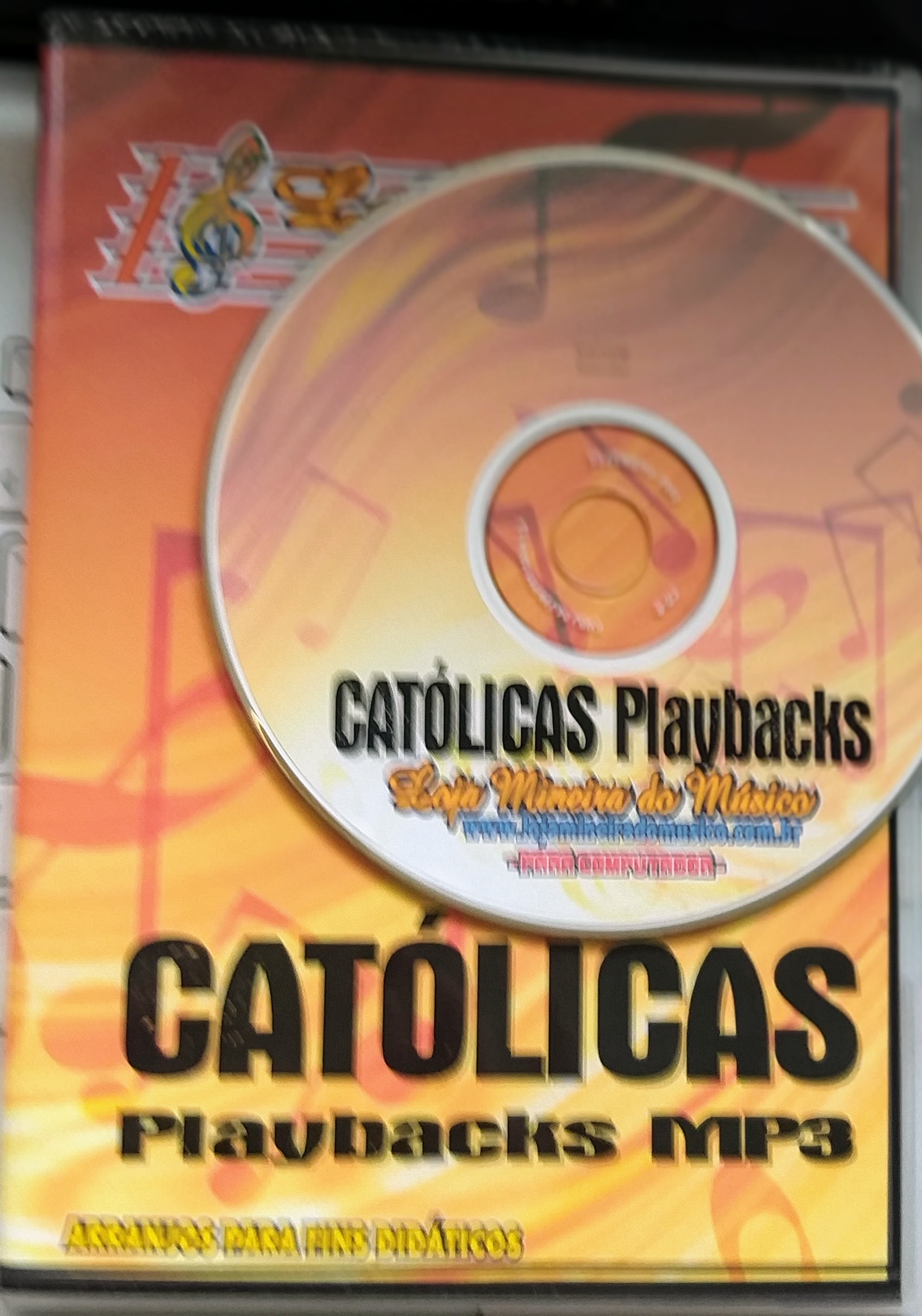 especial de Playback Musica Catolica
