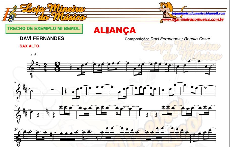 saxofone alto hinos instrumental gospel @LojaMineiradoMusico