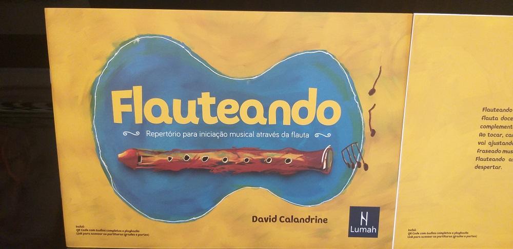 Livro Flauta Doce em Promoção na Loja Mineira do Musico