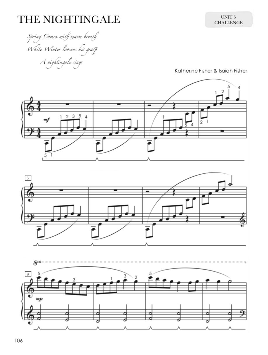 REPERTORIO DE PIANO LEITURA TEORIA PIANO SAFARI NIVEL 2 STUDENT OLDER