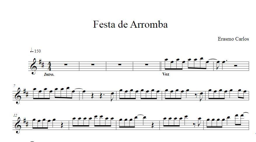 Partituras Musicais Anos 60 jovem guarda partituras pdf