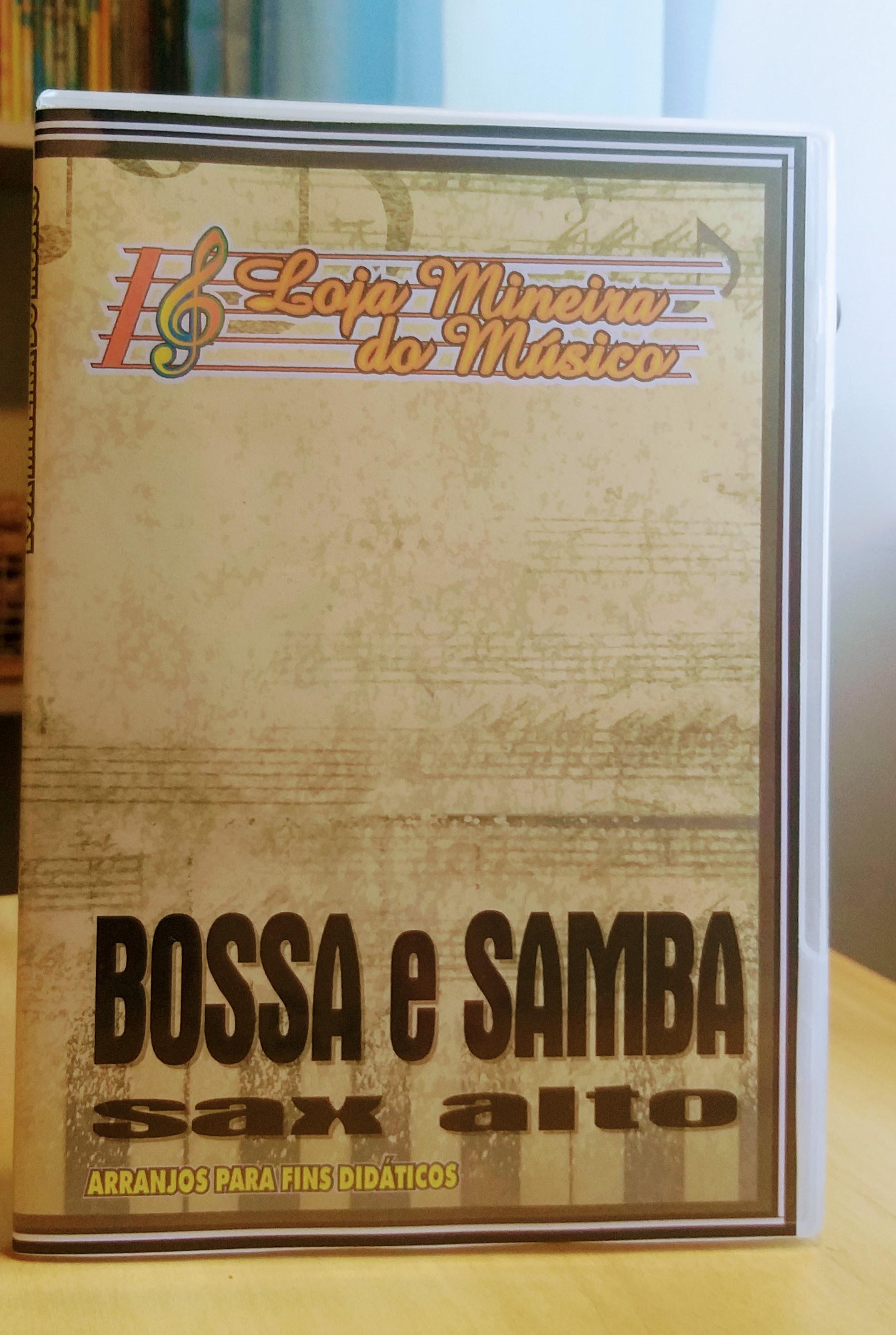 Partituras estilo MPB e Samba Sambinhas