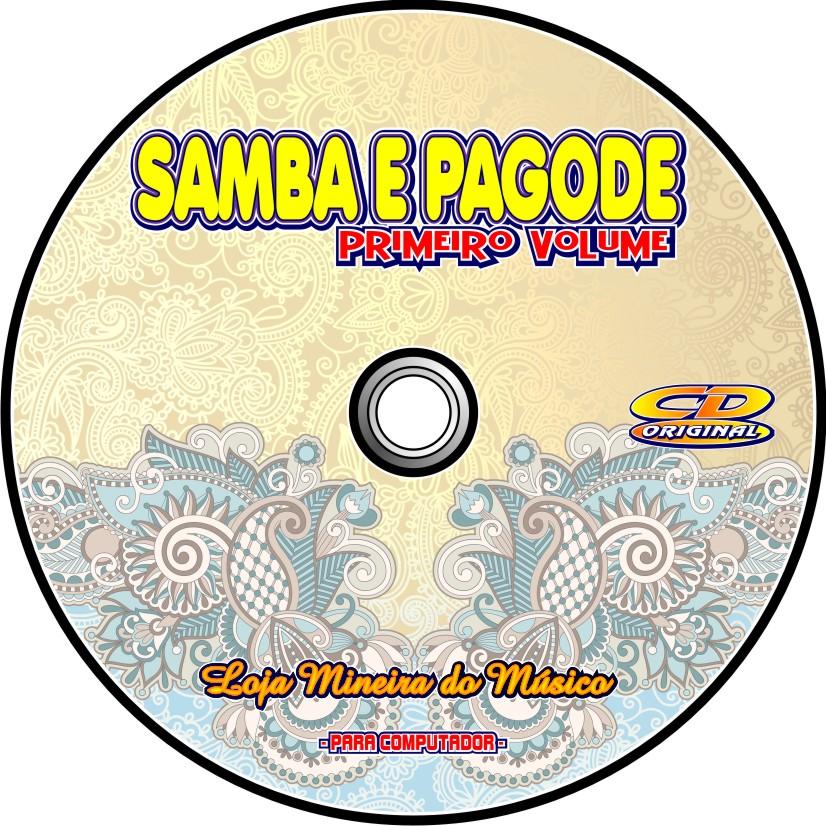 Samba e Pagode Partituras com Playbacks sax alto em pdf