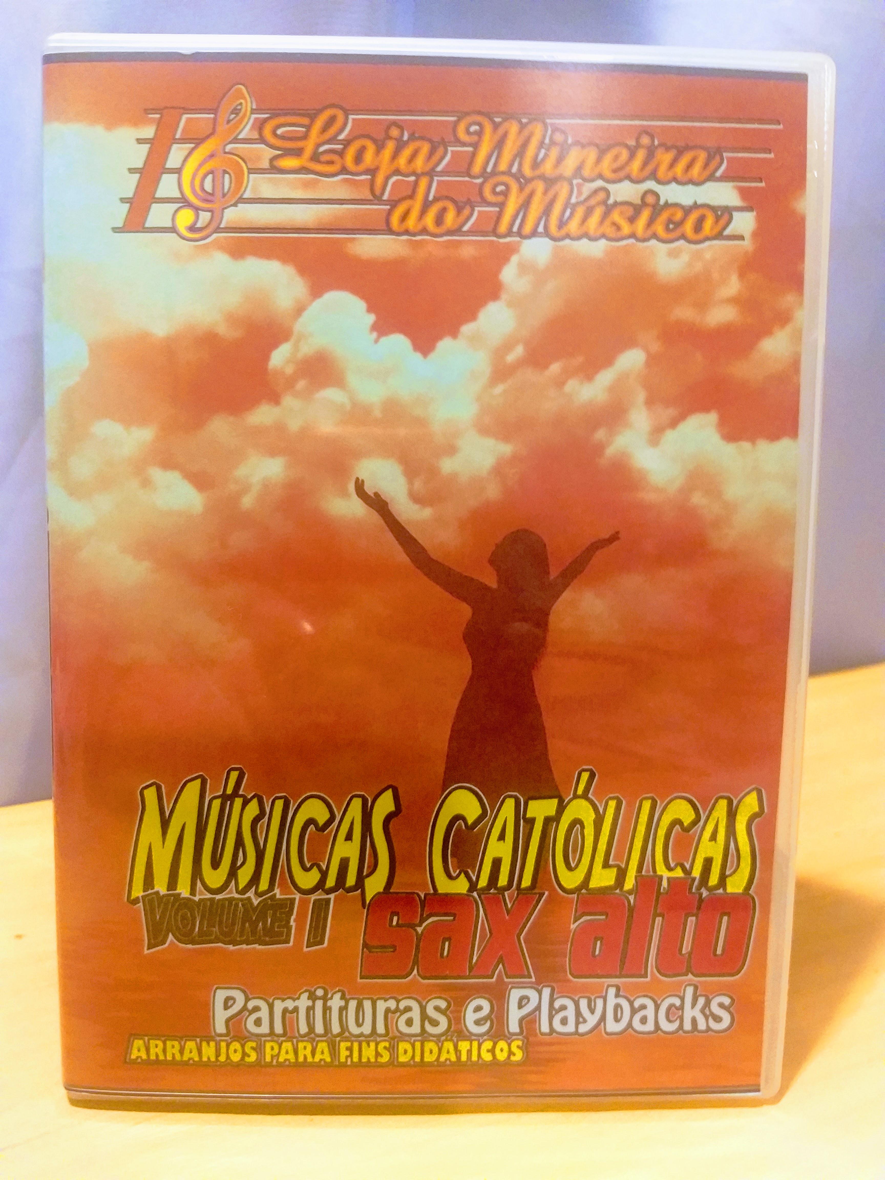 Partituras católicas Centenas de novas músicas para saxofone alto catolico