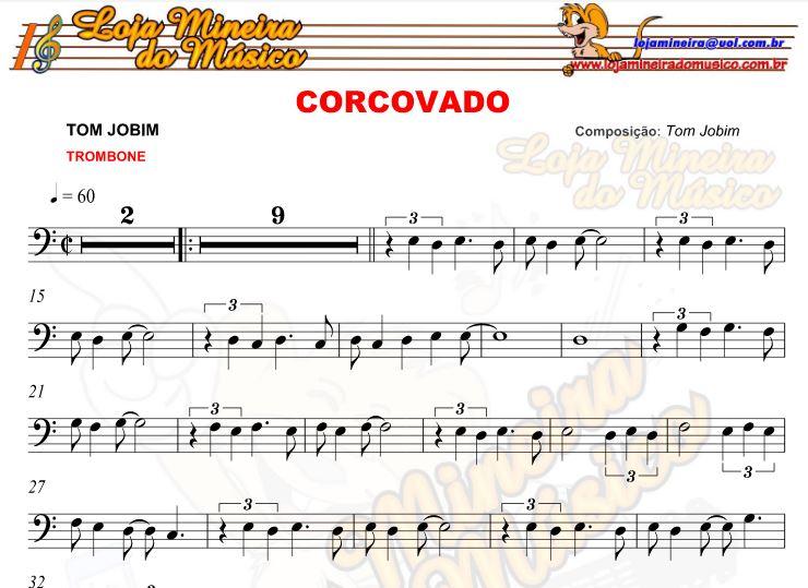 PARTITURAS NA CLAVE DE FÁ LOJA MINEIRA DO  MUSICO