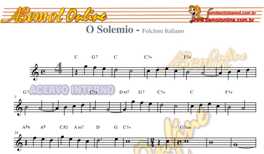 Sax alto Abaixo algumas músicas em destaque para o Alto Saxofone Partituras