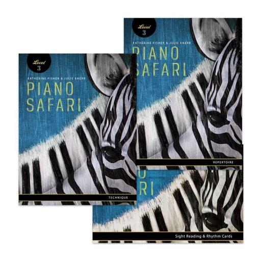 piano safari level 3 loja mineira do musico