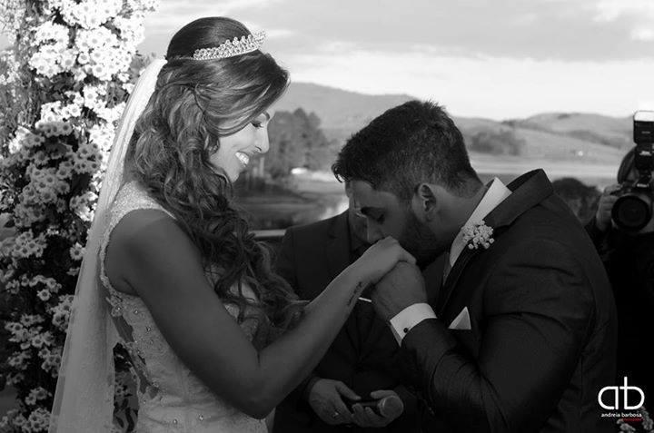 Musica para Cerimonia de Casamento ao ar livre em Juiz de Fora Luciane Borges